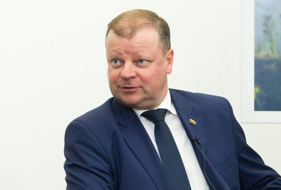 R. Karbauskis: nauja komisija aiškinsis žemės ūkio reikalus