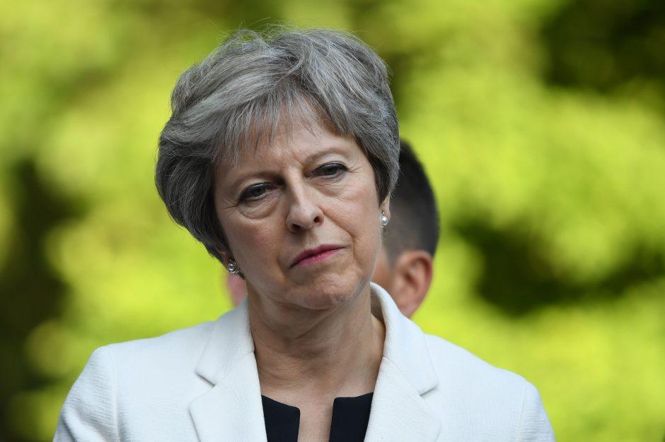 Didžioji Britanija į Afganistaną papildomai nusiųs 440 karių