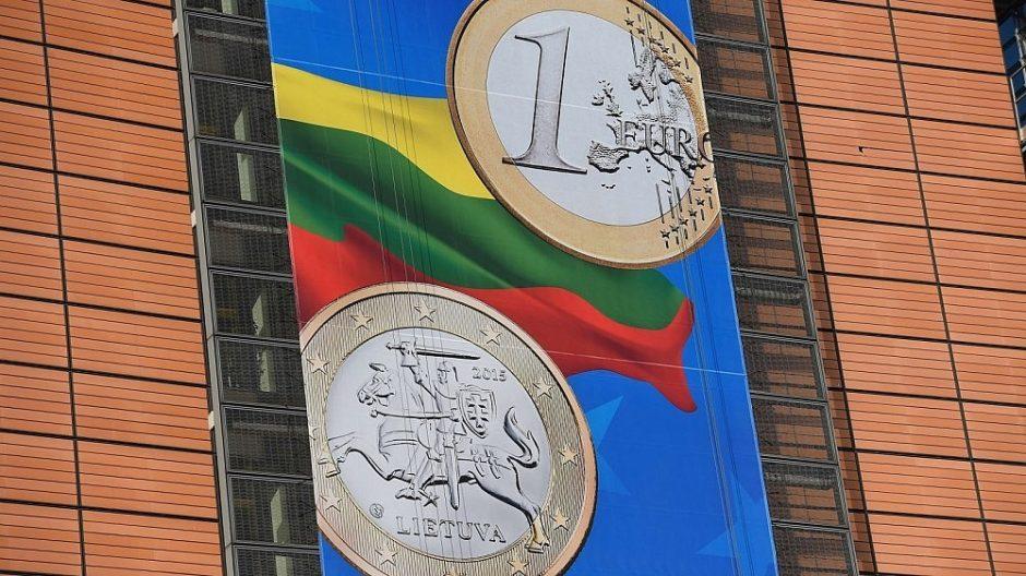 Europos Komisija nekeičia šių metų Lietuvos BVP augimo prognozės