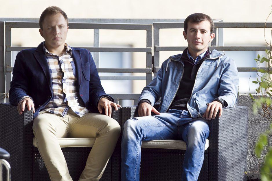 Vilnius jaunųjų verslininkų akimis