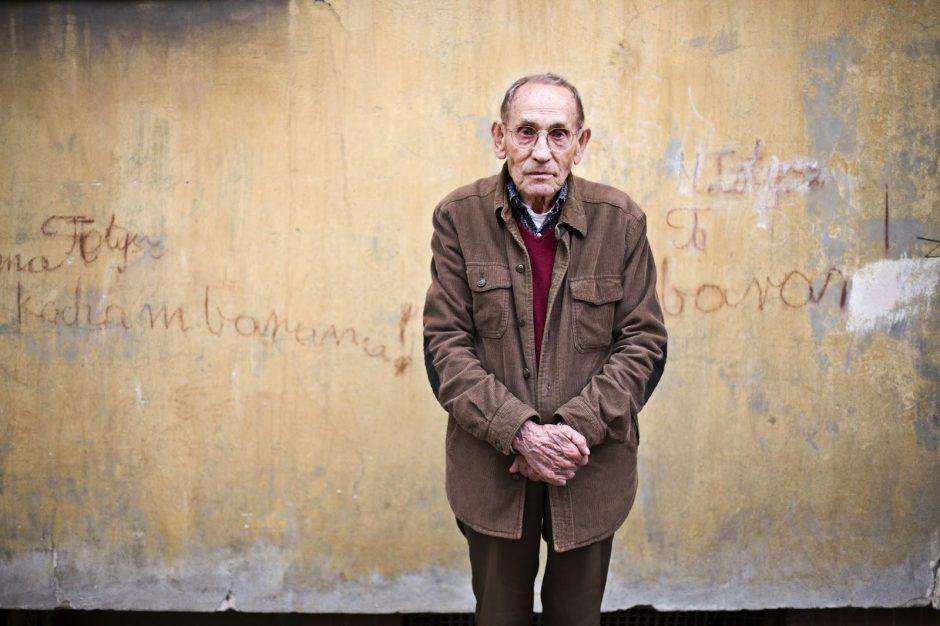 Būdamas 88-erių mirė garsus lenkų rašytojas T. Konwickis