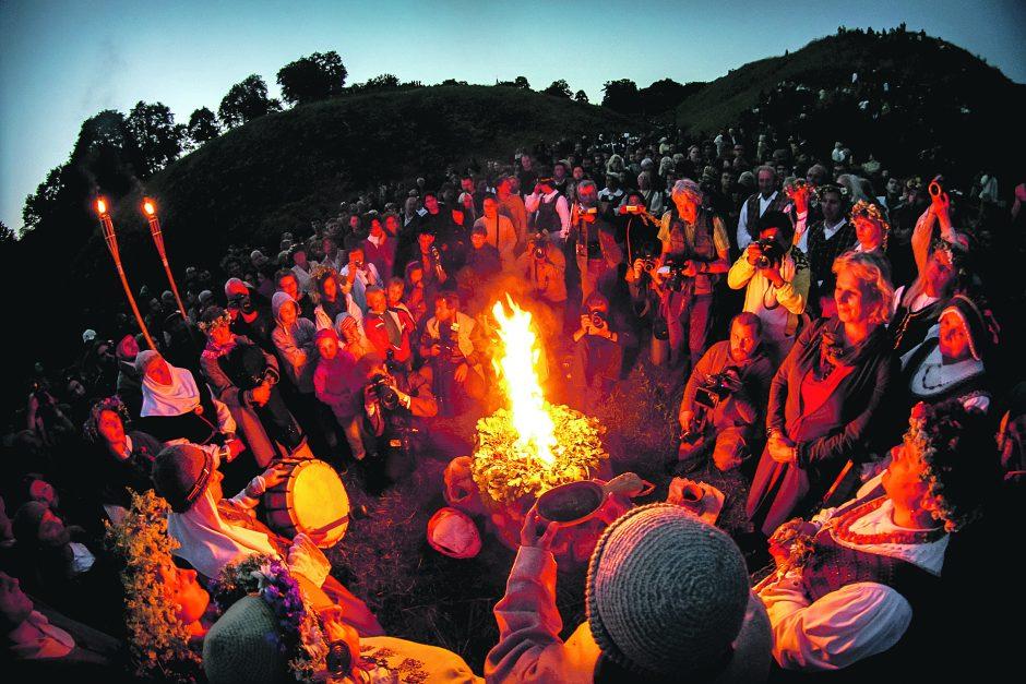 Tradicinėse Rasose svarbiausia – gamtos magija