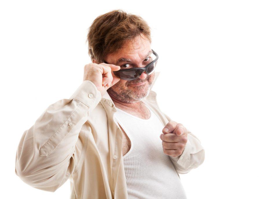 Pažinčių svetainės: ką slepia vyrai, o ką moterys?