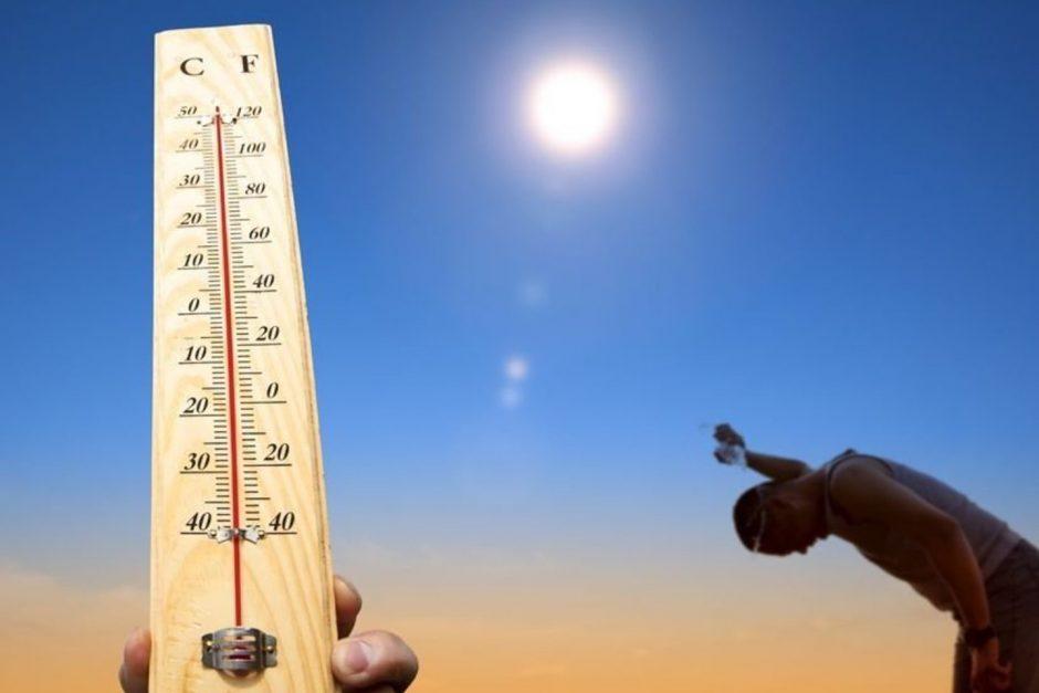 Laukia malonus savaitgalis: į šalį plūstels labai šilti orai