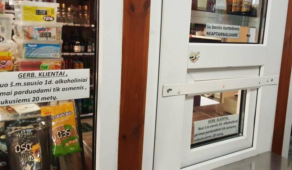 Kaip Kaune laikomasi alkoholio kontrolės įstatymo pakeitimų?