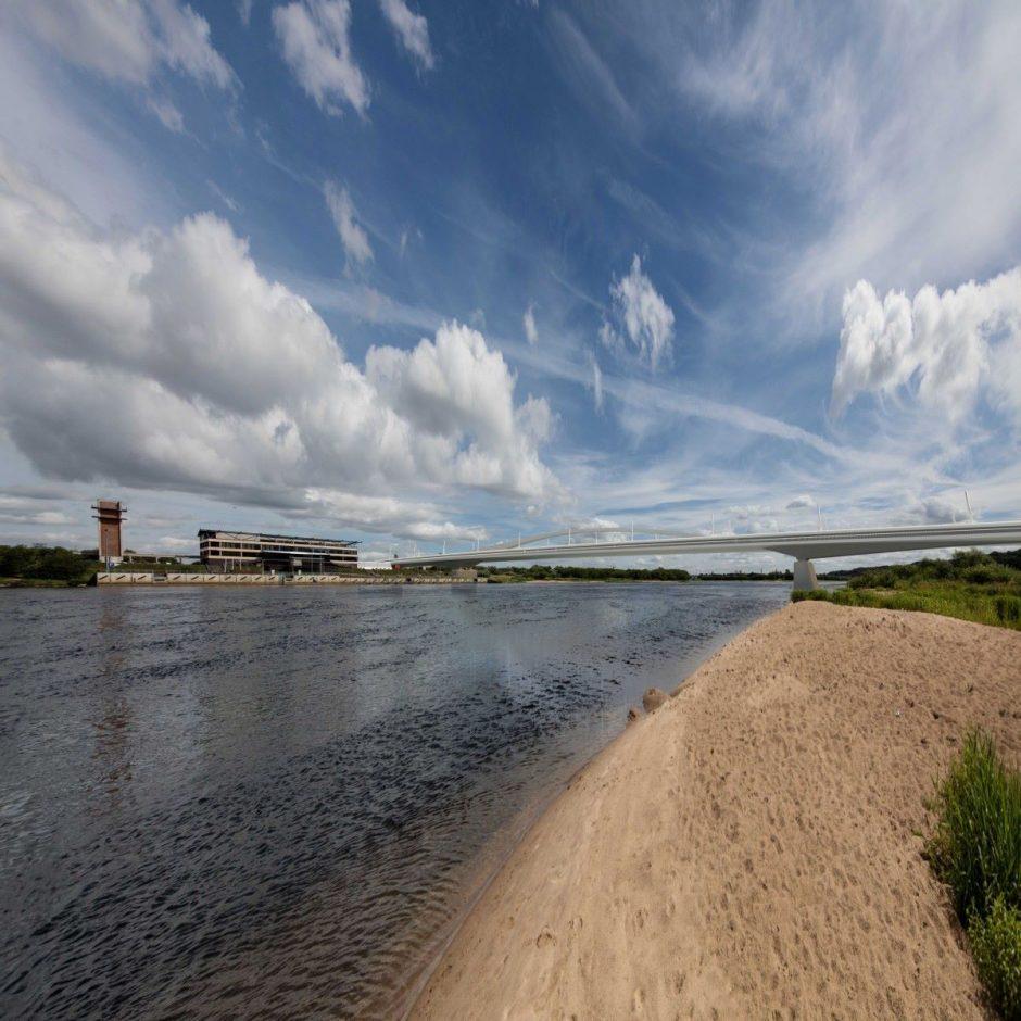 Iš Kėdainių tilto konkurso pašalintas dar vienas projektas