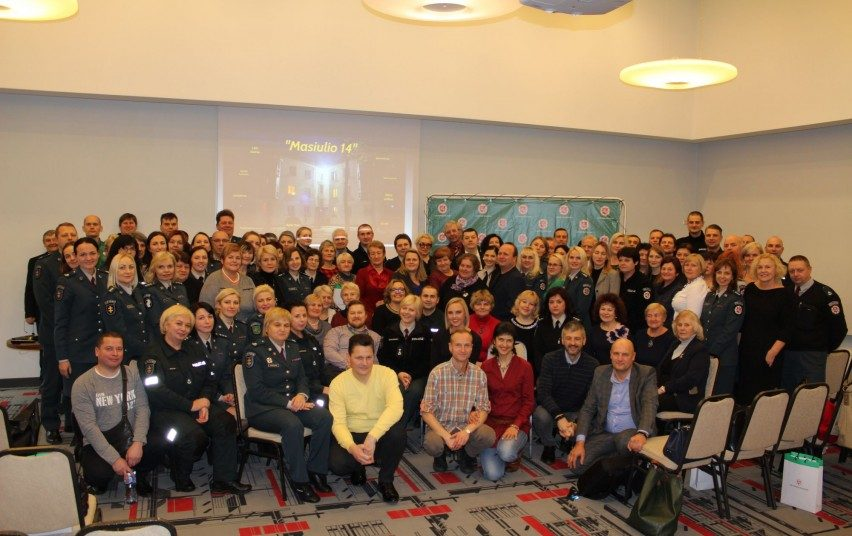 Kaune – pirmoji šalies istorijoje saugios kaimynystės gerosios praktikos konferencija