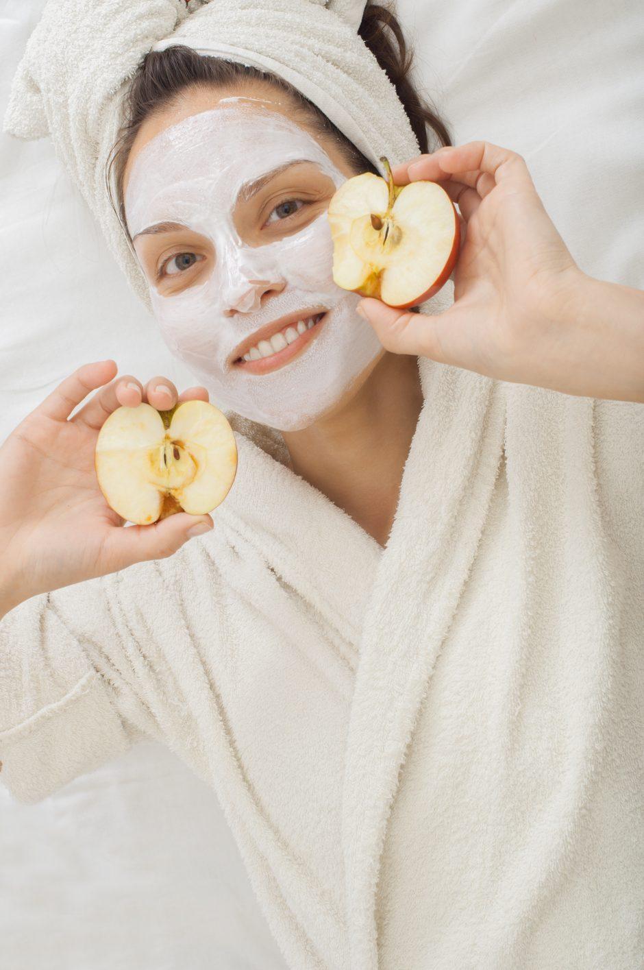 Gamta – geriausias kosmetikos salonas: drąsiai naudokite tai, ką valgote