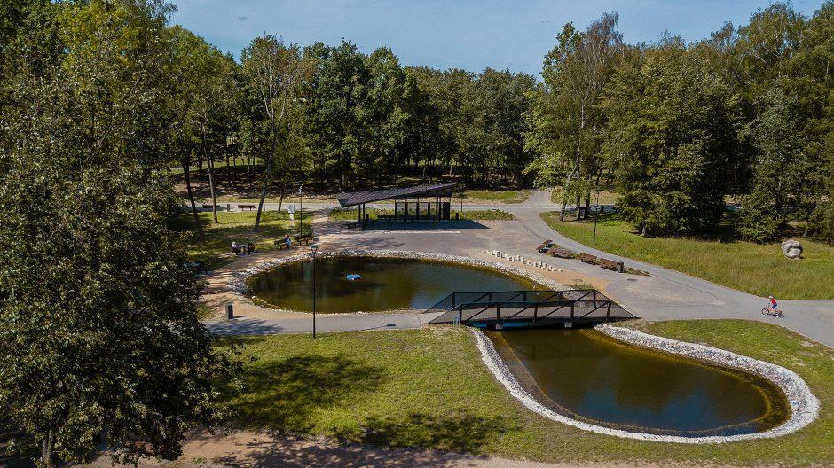 Kauniečiai kviečiami į pirmo atnaujinto parko atidarymą – laukia naujovės