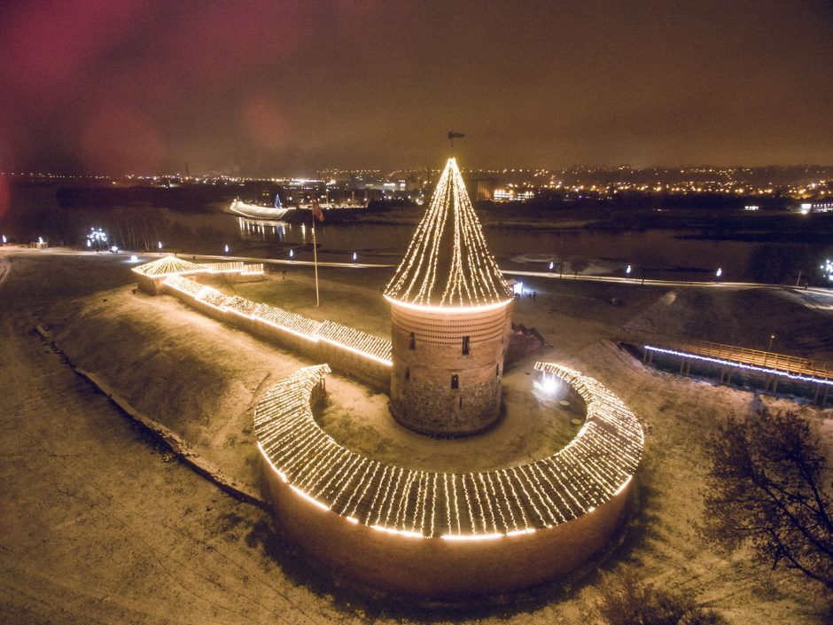 To Kaune dar nebuvo: visos kalėdinės iniciatyvos – didžiuliame kalendoriuje