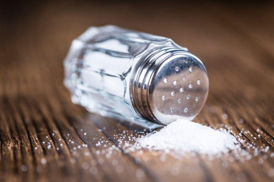 Slaptieji žudikai – druska ir cukrus. Kaip atpažinti?
