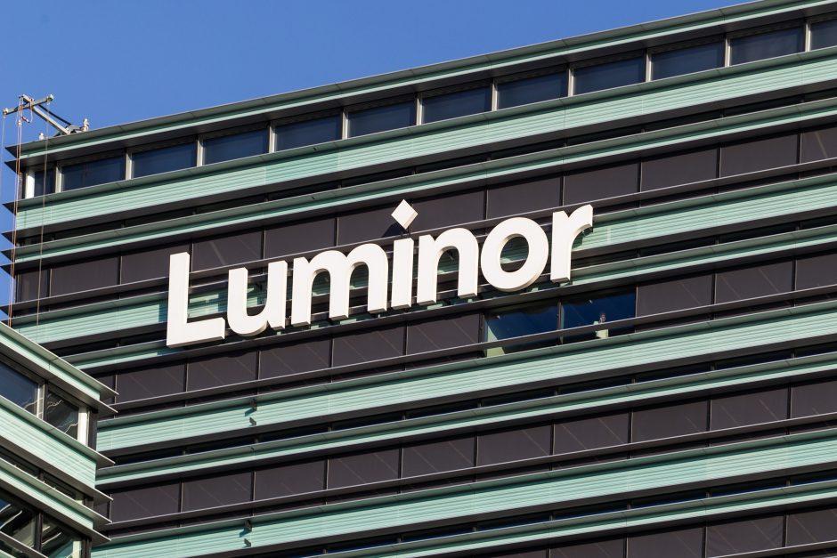 """JAV bendrovė už 1 mlrd. eurų perka """"Luminor"""" akcijų paketą"""