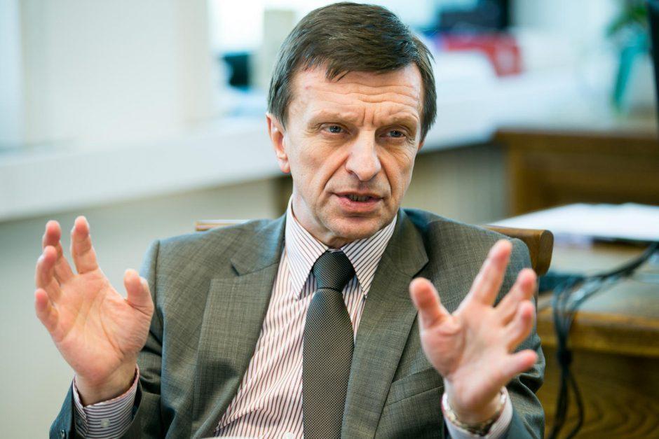 Buvęs KTU rektorius pralaimėjo bylą prieš etikos komisiją