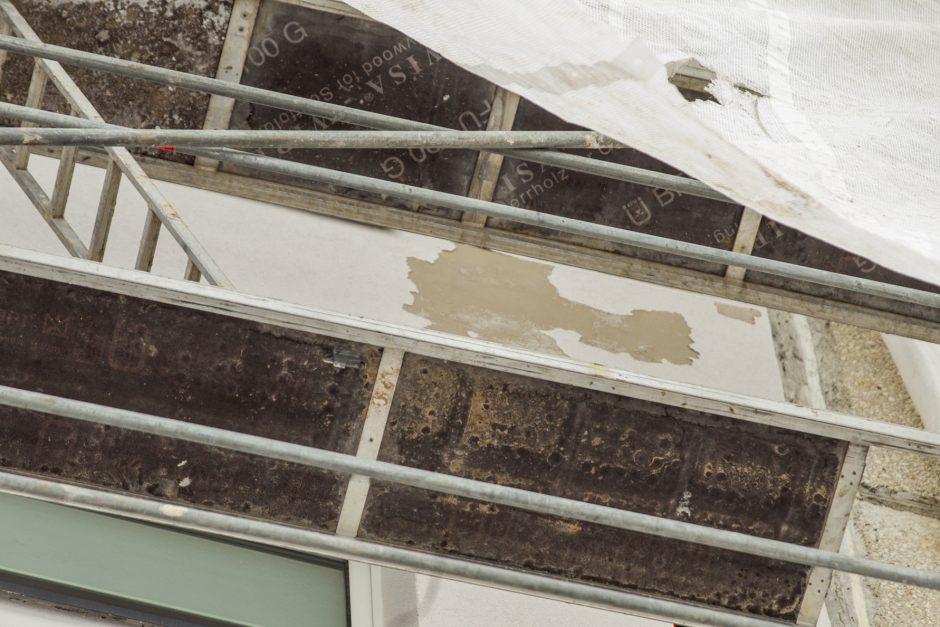 Renovacija varo į neviltį: kas bus, jei tokie meistrai pradės tiltus statyti?