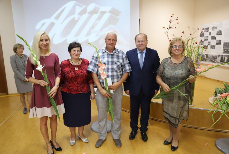 Dainų šventės dalyviams – savivaldybės padėkos