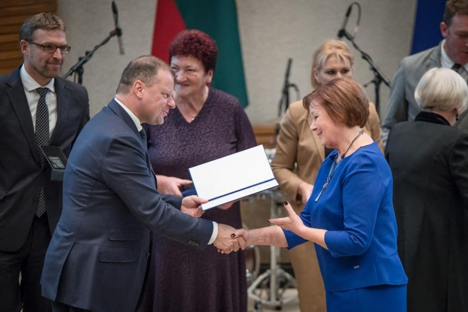 Panemunės ir Aleksoto seniūnijos – Nacionalinio konkurso nominantės