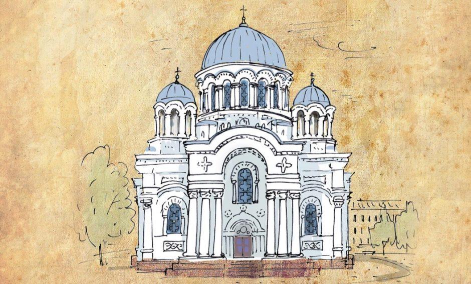 Kviečia pažinti Kauną per garsiausias miesto bažnyčias