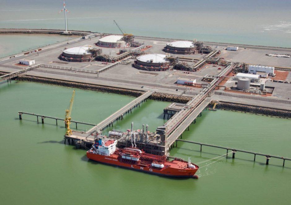 Baltijos ir Šiaurės jūros dujų sostinių panašumai