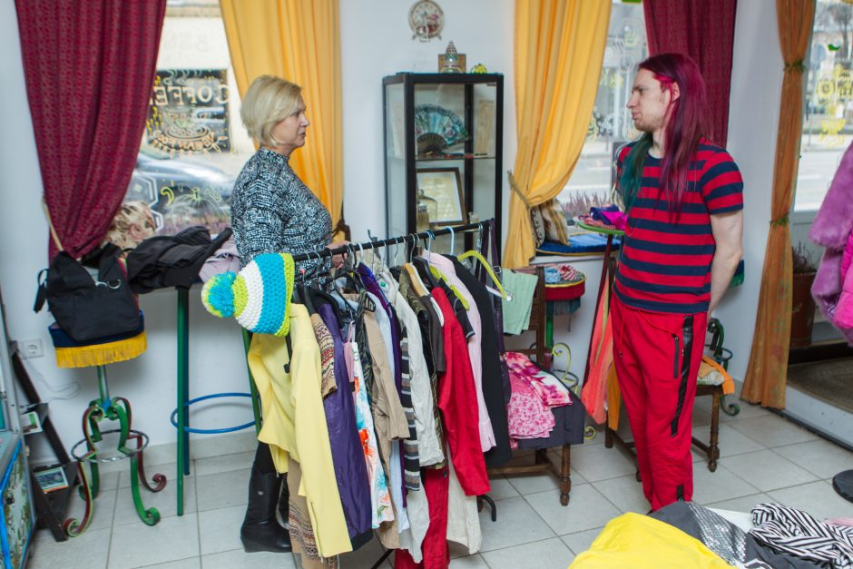 Kaune gyva iniciatyva – pratęsk drabužiui gyvenimą