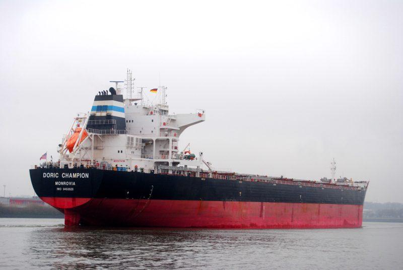 Iš Klaipėdos uosto išgabentas rekordinis krovinys