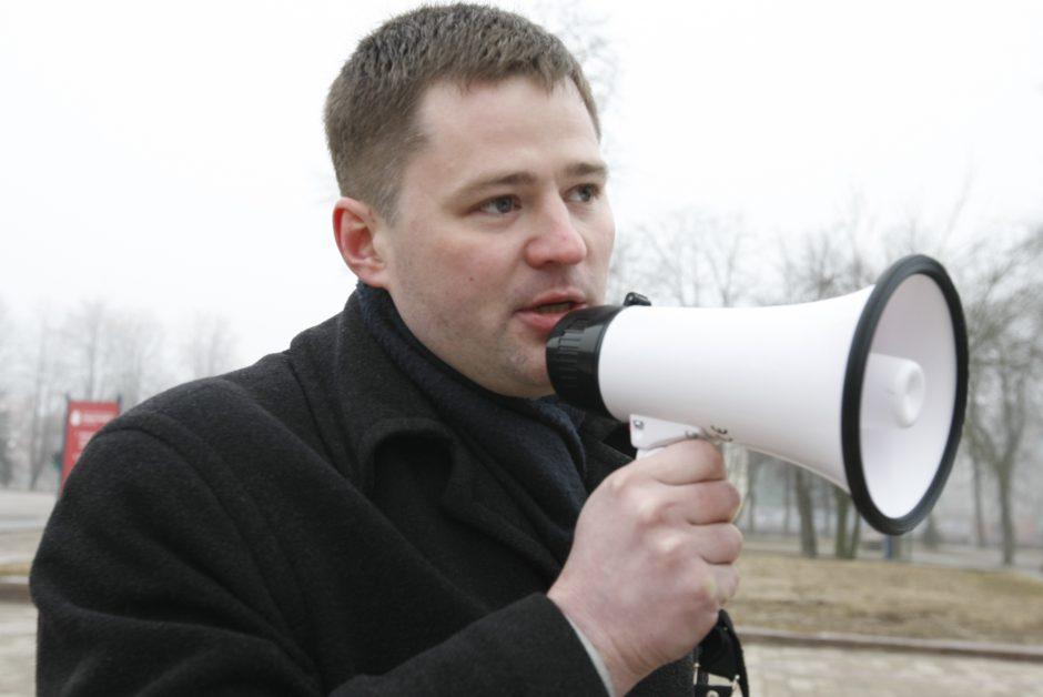 Pasipiktinęs neva kurstoma rusofobija Klaipėdos politikas parašė laišką Prezidentei