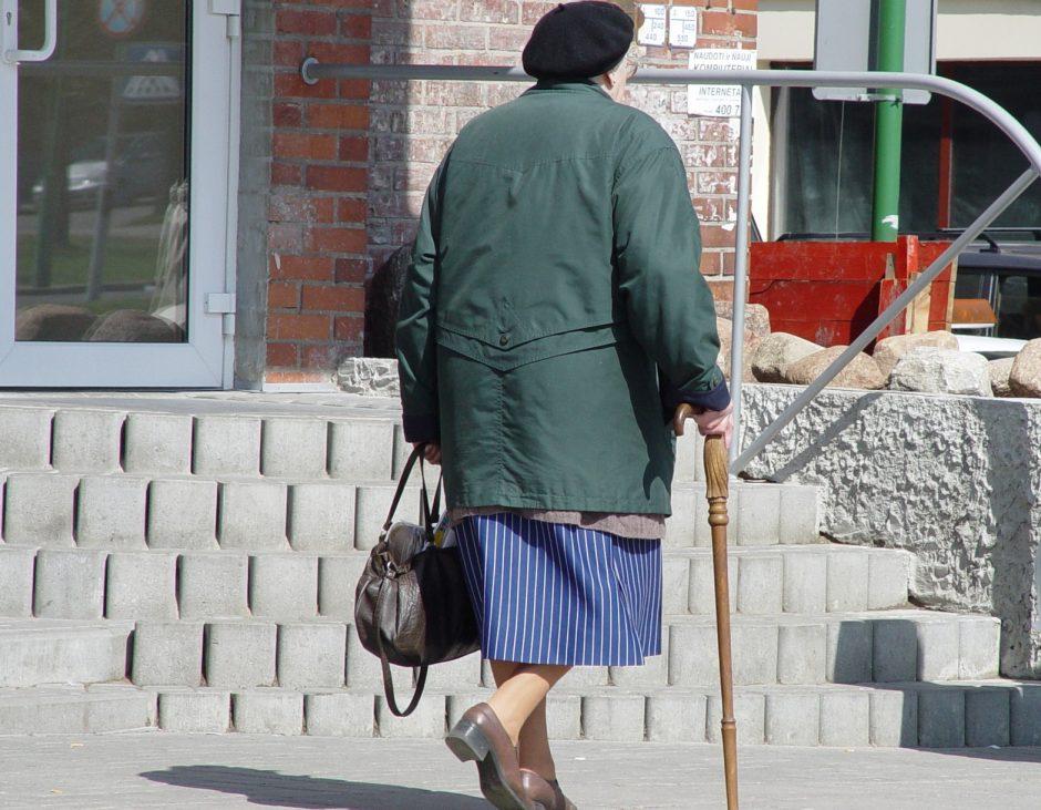 Nustebino pensininkai
