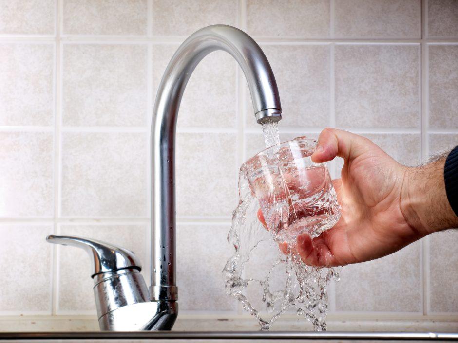 Klaipėdiečiams – kokybiškesnis vanduo