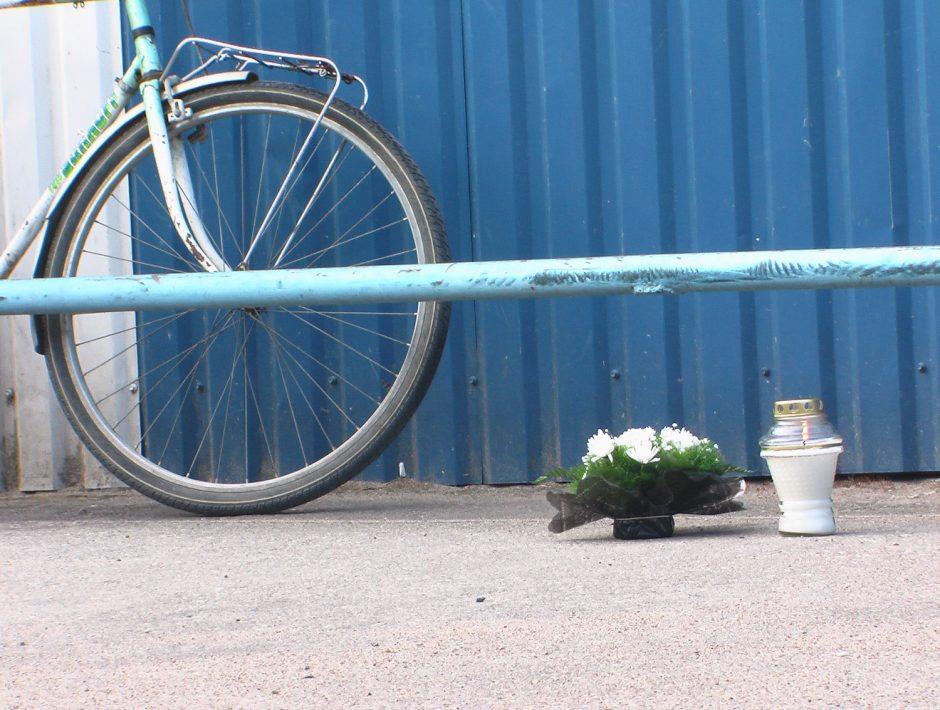 Klaipėdos rajone - trečia skaudi avarija, kurioje nukentėjo dviratininkai