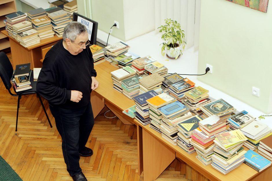 Knygos prisikelia antram gyvenimui