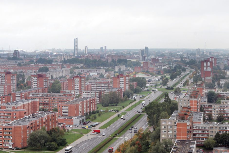 Klaipėdos valdžia dėl šildymo sezono pradžios dar neapsisprendė