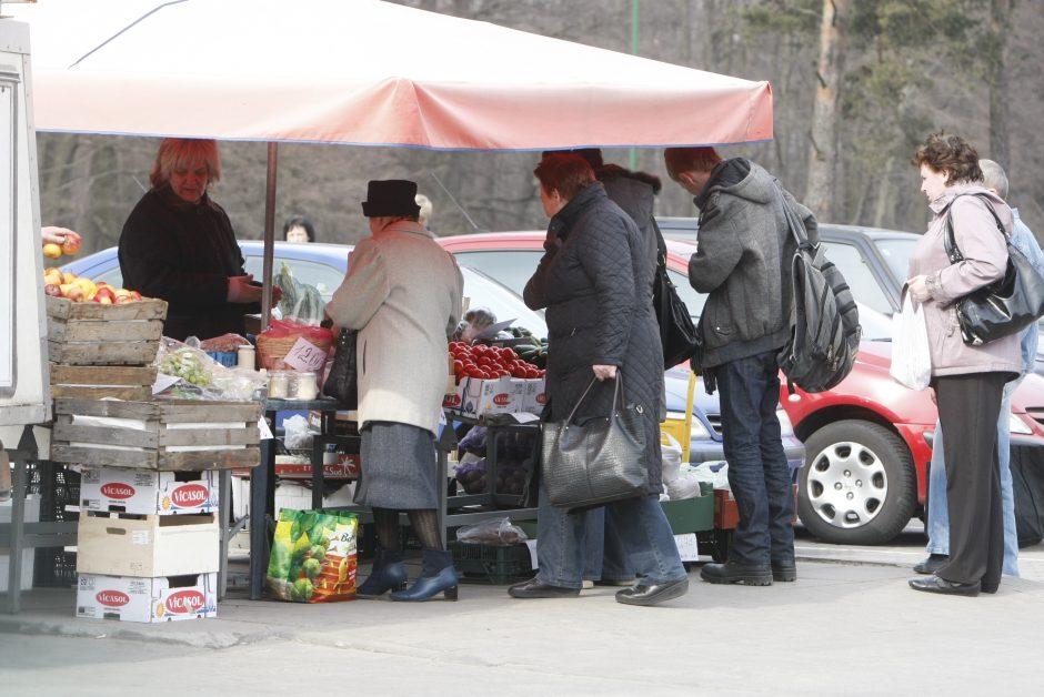 Klaipėdos policininkai sulaikė romų tautybės kišenvagę