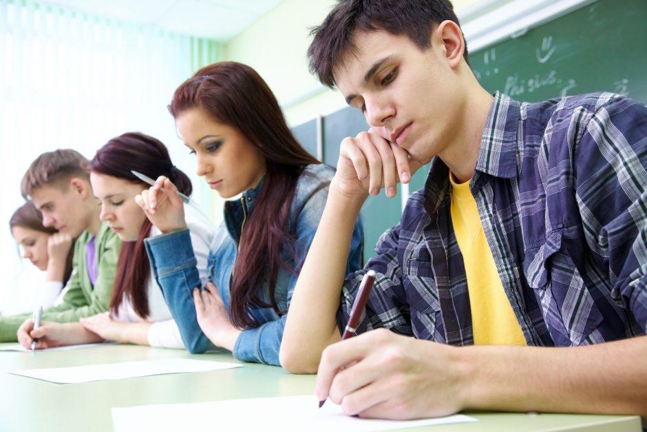 Klaipėdos universitete – rūpinimasis moksleiviais