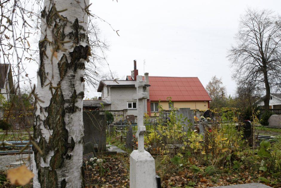 Klaipėdiečių sveikatai grasina tiksinti ekologinė bomba – kapinės