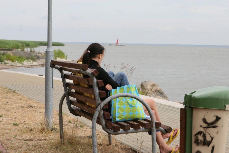 Kaip kovoti su geriančiais, rūkančiais ir vedžiojančiais šunis paplūdimyje?