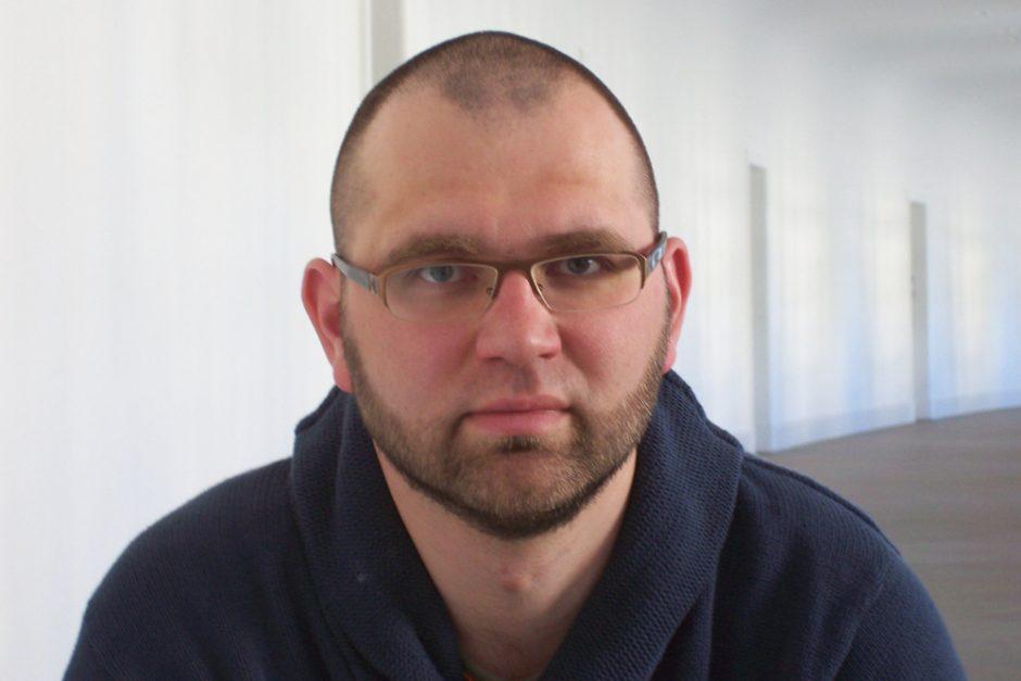 Klaipėdoje Meno kieme – susitikimas su rašytoju L. Katkumi