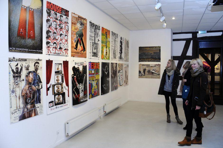 Klaipėdos parodų rūmuose – lenkų meno antplūdis