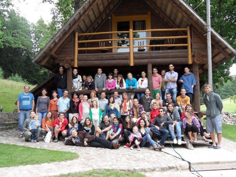 Užsieniečiai Klaipėdoje mokysis lietuvių kalbos