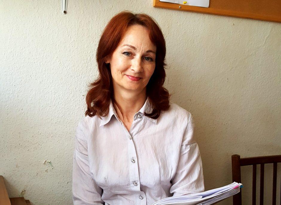 Trisdešimt teatro metų: režisieriaus asistentė M. Fokina