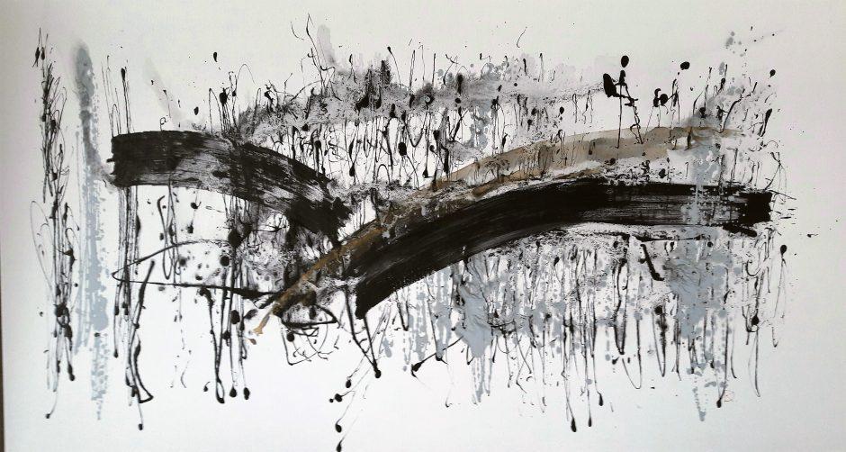 Atidaroma menininkės D. Kirkutienės paroda