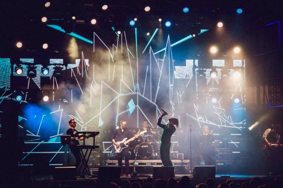 """Klaipėdiečių grupė """"Royce"""" koncertuose pristatys ir naujausius kūrinius"""
