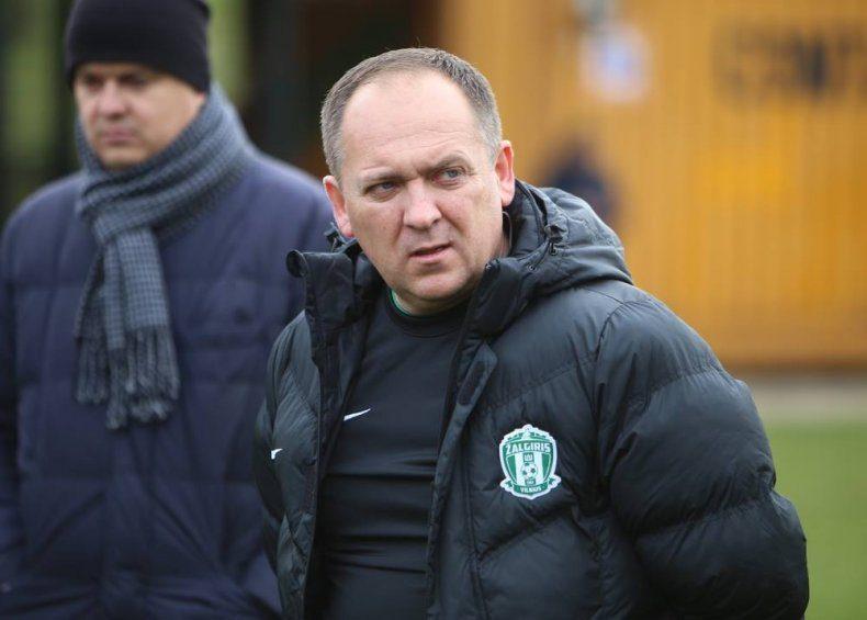 """Vilniaus """"Žalgiris"""" rado naują trenerį"""