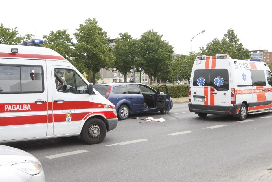 Ligoninėje mirė pėsčiųjų perėjoje partrenkta moteris