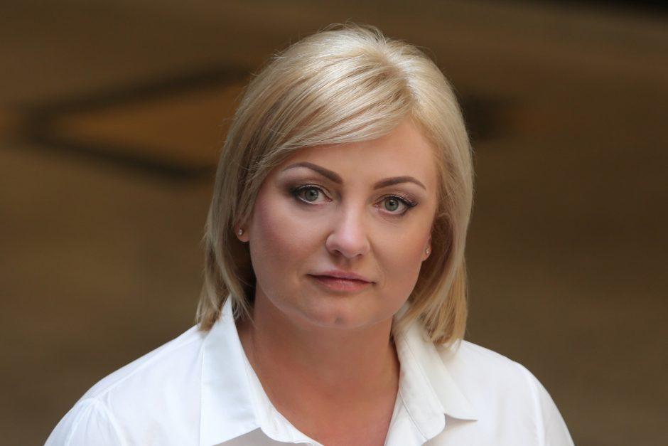 Teisingumo ministras atleido Klaipėdos antstolę