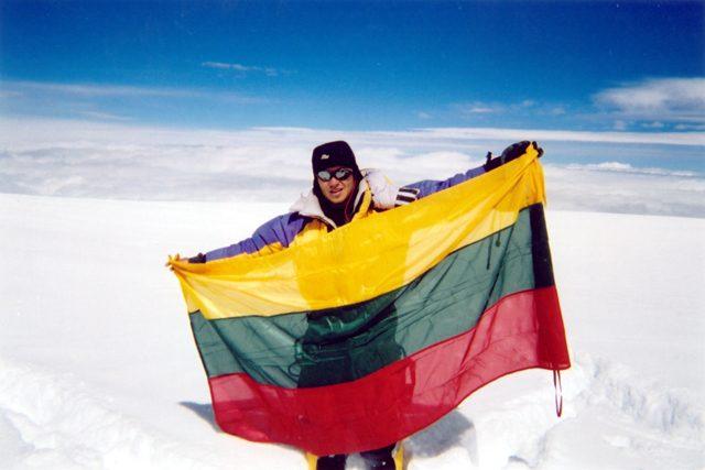 D. Vaičiulis į Dakarą skubės tiesiai iš Antarktidos