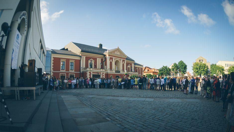 Klaipėdos dramos teatras pradėjo naują sezoną