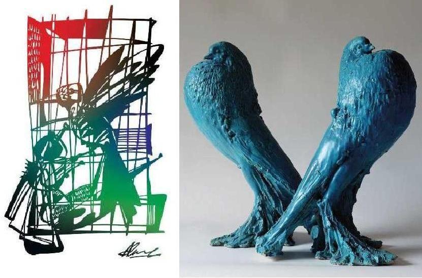 Klaipėdos galerijose įsikurs dvi naujos parodos