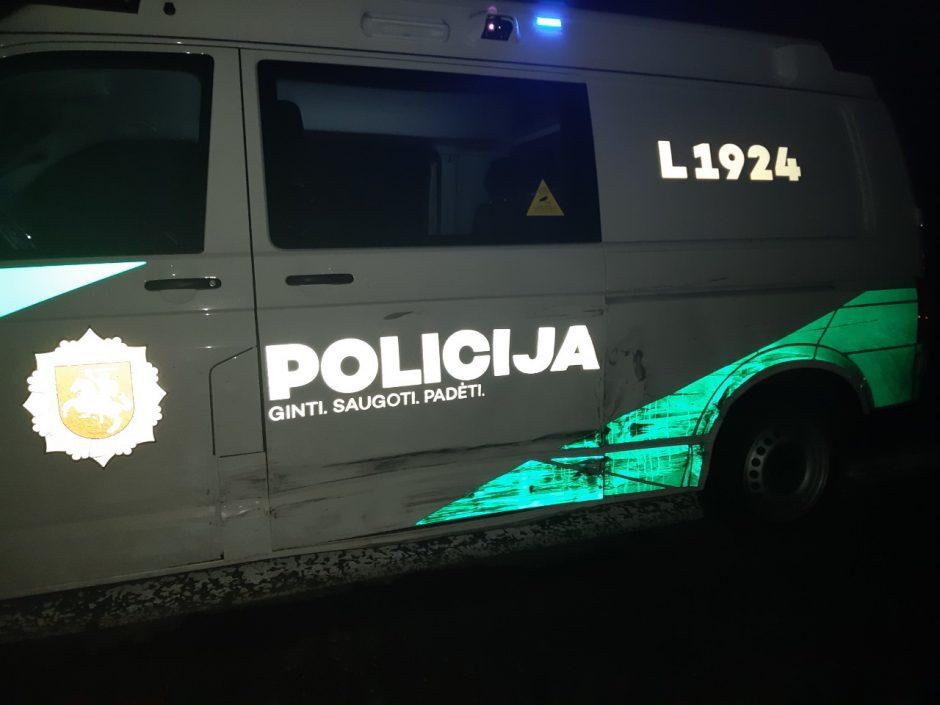Klaipėdos pareigūnai Slovakijoje išgelbėjo žmogaus gyvybę