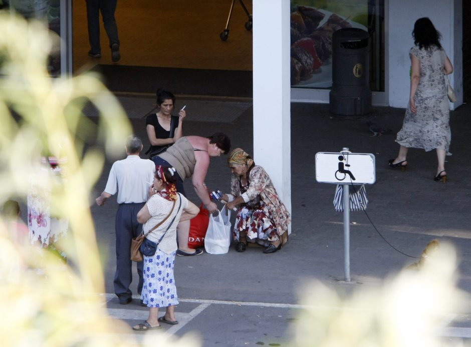 Nuo pažeidėjų uostamiestyje ginsis kameromis