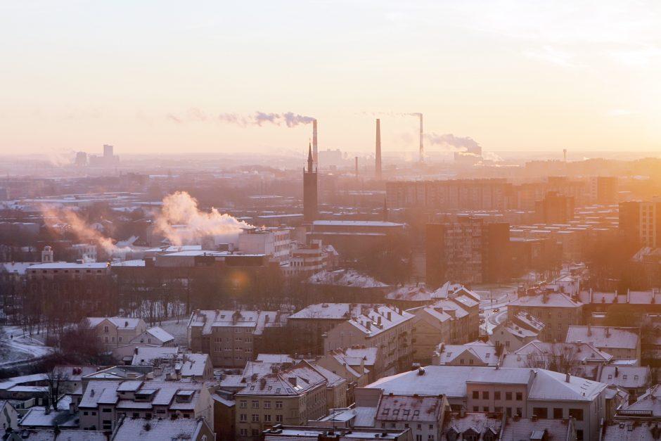 Įtarimai dėl smarvės Klaipėdoje nepasitvirtino
