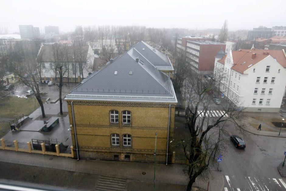Rekonstruos Jaunimo centro salę